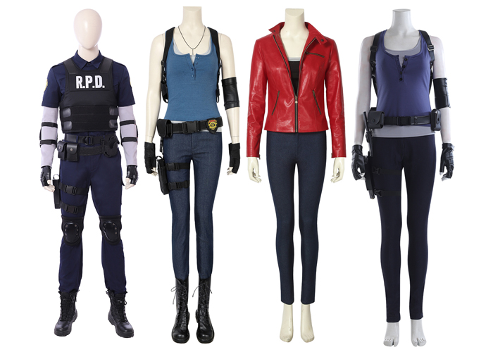 Resident Evil Costume Ideas